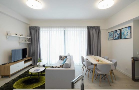 Awe-Inspiring 2 Bedrooms Condo For Rent In Gateway Thao Dien