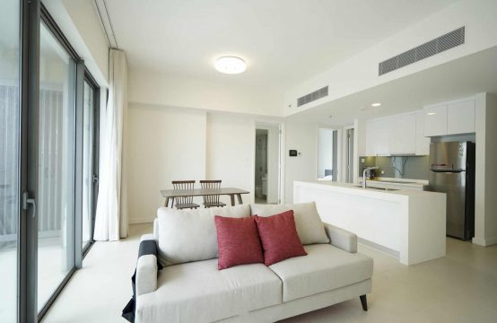 2 Bedrooms Apartment With Cozy Style Furniture In Gateway Thao Dien