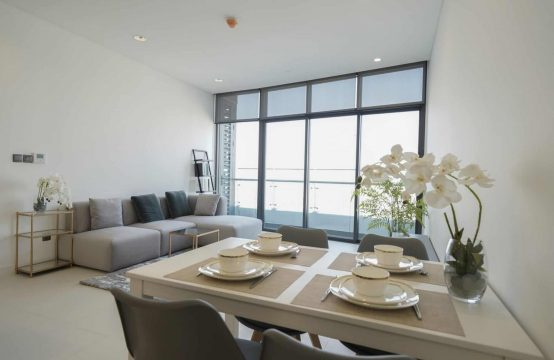 Exciting 2 Bedrooms City Garden Apartment For Rent With Beautiful City View
