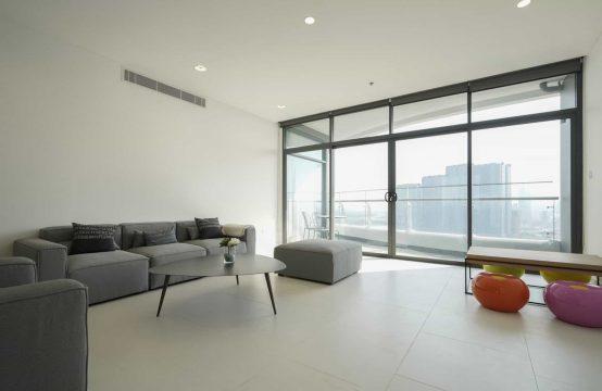Intriguing Apartment In City Garden, High Floor, 3 Bedrooms