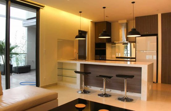 Comfortable Modern Penthouse In Masteri Thao Dien For Rent