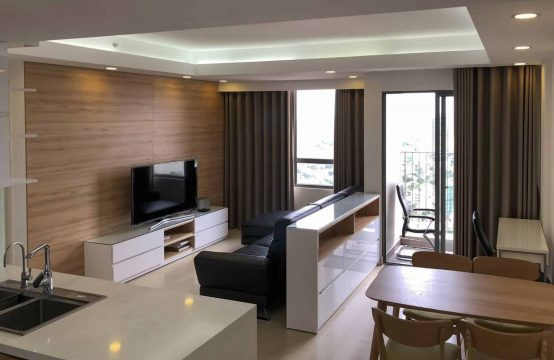 Fully Furnished 2 Bedrooms Apartment For Rent In Masteri Thao Dien