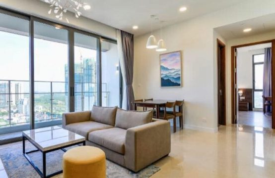 Exciting 2 Bedrooms Condo For Rent, Nassim Thao Dien.