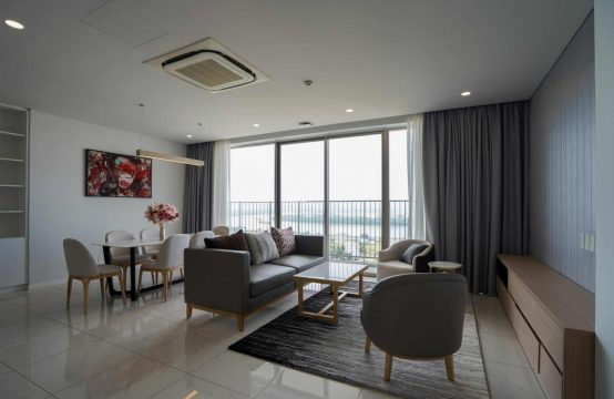 Fabulous 3 Beds Waterina Suite Condo Overlooking To Saigon River
