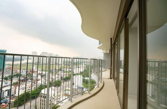 Two Bedrooms Unfurnished High Floor Waterina Suite Apartment