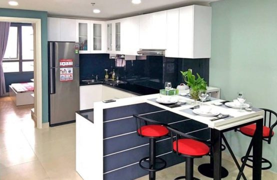 Furnished Two Beds Masteri Thao Dien With Reasonable Rental