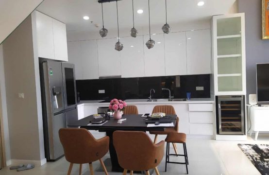 Elegant Duplex Estella Height For Rent, District 2