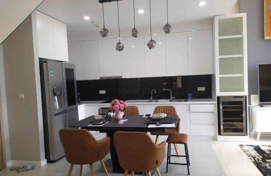 Elegant Duplex Estella Height For Rent, District 2