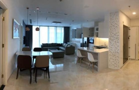 Vinhomes Golden River | 3-BR Furnished Apartment For Rent In Ho Chi Minh City