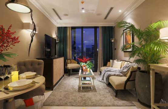 Vinhomes Golden River | 1-BR Apartment For Rent In District 1 Ho Chi Minh City