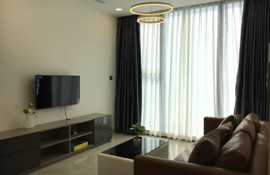 High Floor One Bedrooms Apartment For Rent, Vinhome Golden River