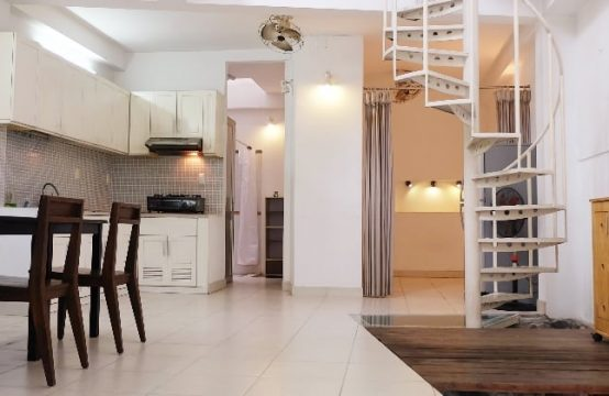 Townhouse in Thao Dien, 2 Bedrooms With Balcony