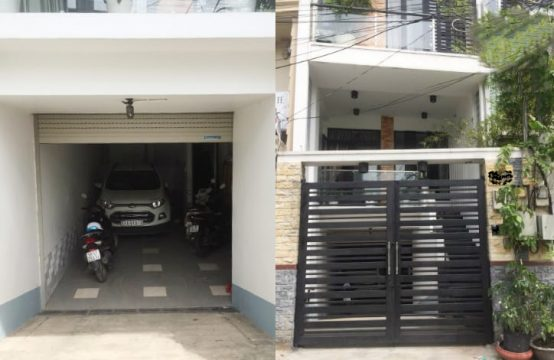 Townhouse In Thao Dien 4 Bedrooms Fully Furnished For Rent
