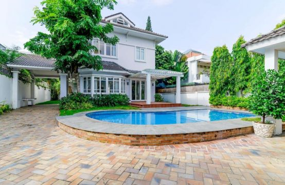 ABC Compound Stunning Villa With Private Pool For Rent