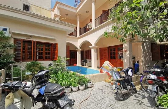 Charming One-Story House For Rent In Thao Dien Area