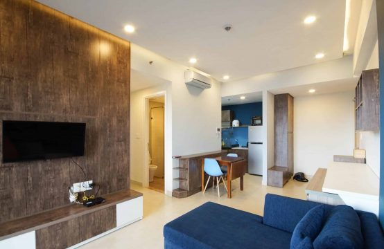 2 Bedrooms Apartment For A Couple, Masteri Thao Dien