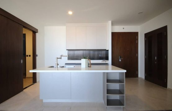 The D'Edge Thao Dien 2 Bedrooms, Unfurnished For Rent