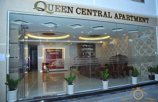 Queen Central Park District 1 Serviced Apartment