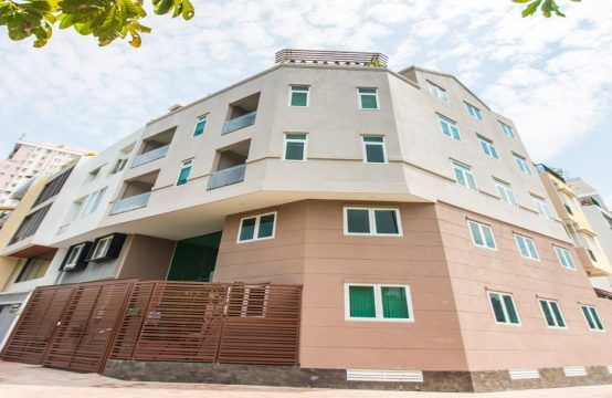 Fantastic GK GARDEN Serviced Apartments Binh Thanh District.