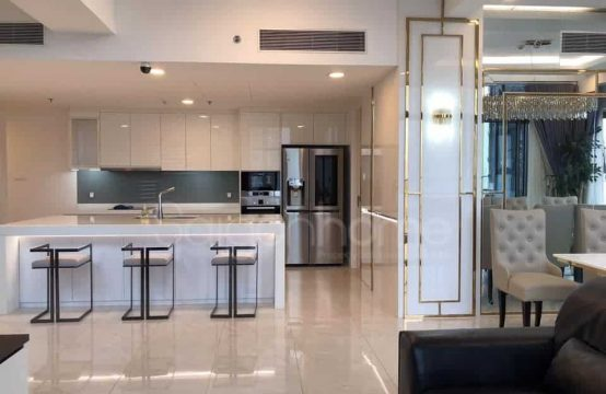Fantastic 3 Beds Duplex Gateway Thao Dien For Rent