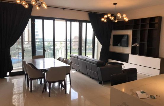 Luxury Style 3 Bedrooms Condo For Rent In Estella Height D2