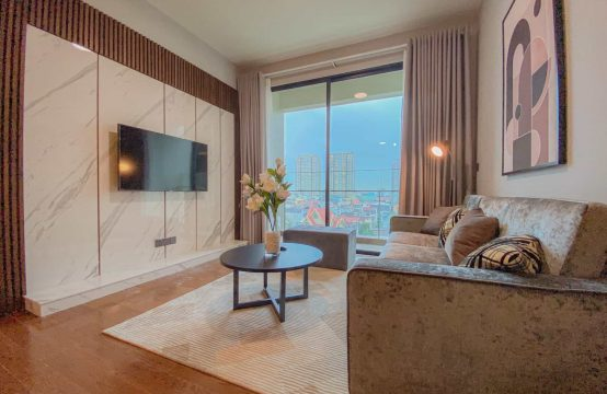 Super Sleek 01 Bedrooms Condo For Lease In The D'edge Thao Dien