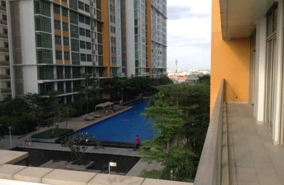 Three Bedrooms Balcony Apartment in Vista An Phu For Rent