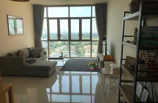 Unbelievable Rental For This 3 Beds Furnished Apt In Vista An Phu