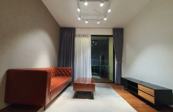 Semi-Furnished 2 Beds Condo In The D'edge Thao Dien