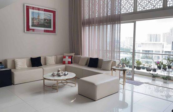 Dazzling Penthouse Estella An Phu For Rent