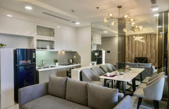 Adorable 01 Bedrooms Landmark 81 Apartment For Rent