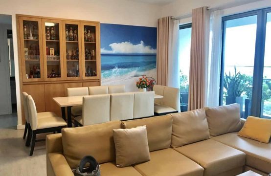 Wonderful Gateway Thao Dien 3 bedrooms river view for rent