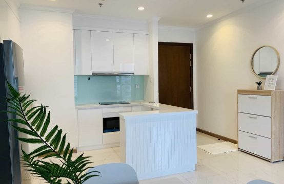 Bright Studio Vinhome C2 | High-Floor Fully Furnished