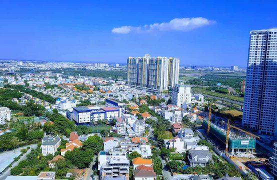 Nassim Thao Dien High Floor Unit For Rent | Splendid River View