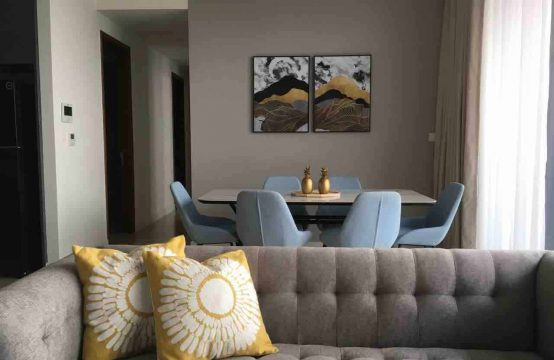 03 Bedrooms Charming Nassim Thao Dien Apartment For Lease