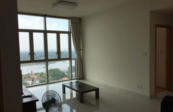 2 Beds Riverview Vista An Phu Apartment For Rent.