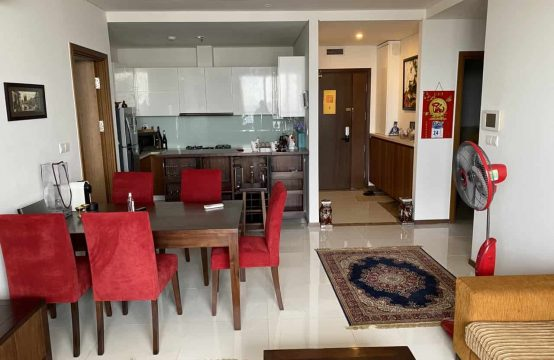 Thao Dien Pearl 2 Beds Apartment | High-floor, Adorable Decor