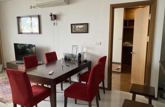 2 phòng ngủ Thảo Điền Pearl cho thuê | Lầu cao, decor dễ thương