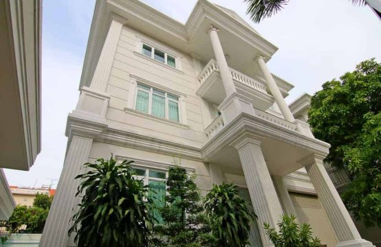 Villa Thao Dien Compound For Lease