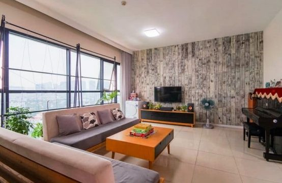 03 Bedrooms Ascent Thao Dien Apartment For Rent