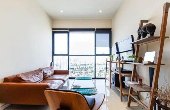 Modern 02 Bedrooms Unit In Ascent Thao Dien Building
