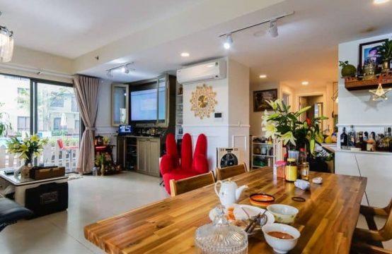Rare Apartment For Rent In Masteri Thao Dien | 165 Sqm 03 Bedrooms