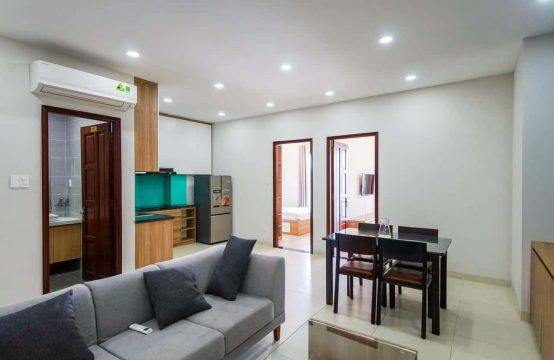 Affordable 02 Bedrooms Serviced Apartment In Thao Dien For Rent