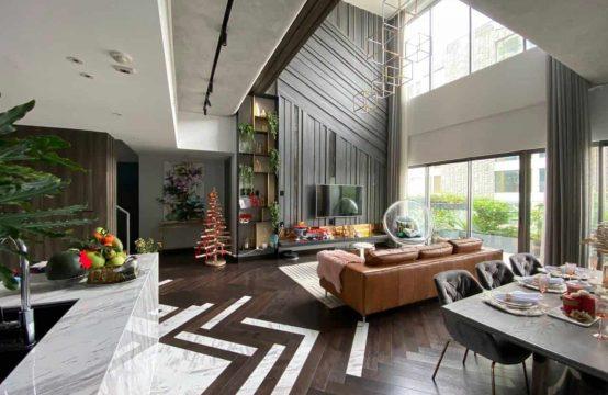 Duplex For Rent In Gateway Thao Dien