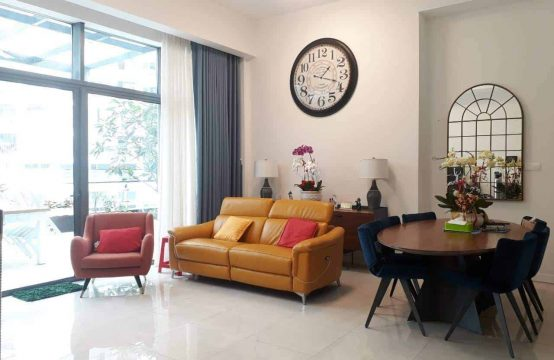Duplex Gateway Thao Dien For Rent | Spacious And Modern Design