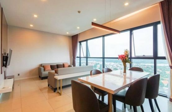 3 Bedrooms The Ascent Thao Dien For Rent
