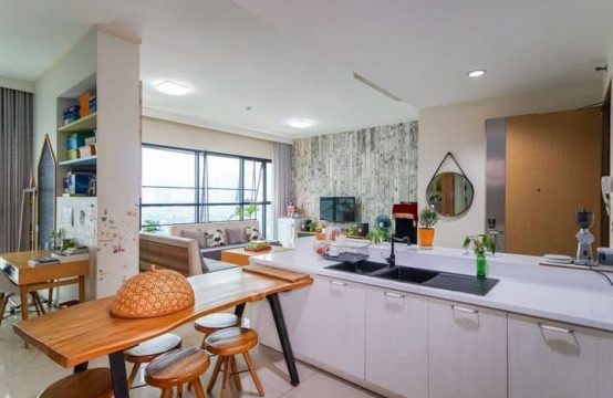 3 Bedrooms The Ascent Thao Dien Apartment For Rent
