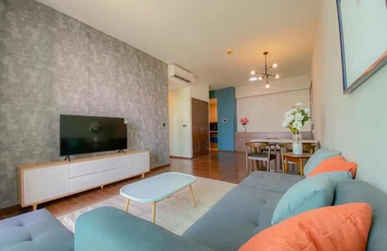 Adorable 02 Bedrooms The D'edge Thao Dien For Rent