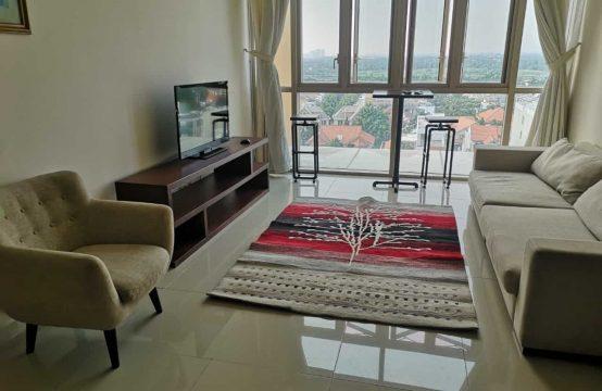 Low Floor 02 Bedrooms Apartment Vista An Phu For Rent