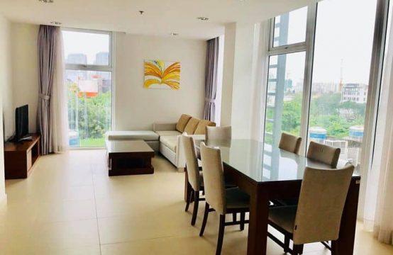 Modern 03 Bedrooms Service Apartment In Nguyen Van Huong Street Near BIS